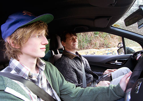 Driving lessons in Stroud